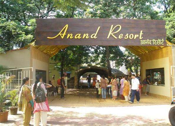 Anand resort Arnala Beach Resort Near Virar